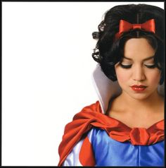 Filmic Light - Snow White Archive: The Art of the Disney Princess in Photos