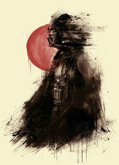 Darth Vader Star Wars Fan Art