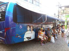 Taís Paranhos: Procon Móvel em Camaragibe e São Lourenço