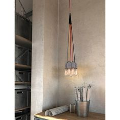 Zuo Faith Ceiling Lamp - Concrete Gray