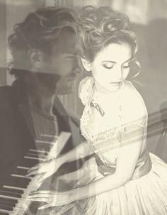 What I post are simply things that I love. No pictures are my own. Monica Crema, Double Exposition, Double Exposure Photography, Creation Photo, Chris Martin, Portraits, Daydream, Ethereal, Illusions