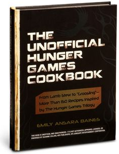 The Hunger Games Cookbook!
