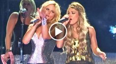 This duet may just be the fiercest performance to ever hit country music!