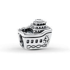 69ba999aab70 Jared - PANDORA Charm Cruise Ship Sterling Silver Sortijas