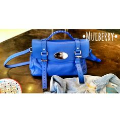 Mulberry Summer 2014, Spring Summer, Satchel, Bags, Handbags, Crossbody Bag, Bag, Backpacking, School Tote