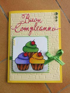 Card Buon Compleanno, La coppia creativa