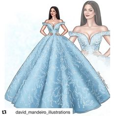 💎 Aishwarya Rai Bachchan 💎 in Michael Cinco Couture at by David Mandeiro Illustrations Dress Design Drawing, Dress Design Sketches, Fashion Design Sketchbook, Fashion Design Drawings, Dress Drawing, Fashion Sketches, Dress Designs, Drawing Sketches, Drawing Tips