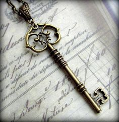 Key..*what does it open?* <3