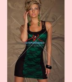 Stylish Mini Dress