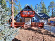 SOLD on 12/20/2013! THIS CABIN HAS IT ALL, OPEN FLOOR PLAN, LOFT, BRAND NEW STAINLESS STEEL APPLIANCES, NEW PAINT, CAREFREE DECKS, DUAL PANE WINDOWS, BEAUTIFUL TREED SETTING ON A LARGE LOT WITH A GARAGE. YOU WILL FALL IN LOVE WITH THIS PEACEFUL PLACE IN THE TREES. To view the latest best buy homes for sale in Big Bear. Click here: http://www.bigbearcabins4sale.com/featuredlistings/