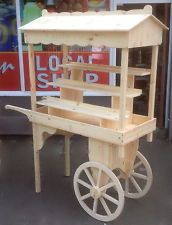 market barrow car boot sales display wedding candy cart school fete event stall
