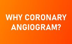 A coronary angiogram is a procedure that uses X-ray imaging to see your heart's blood vessels. The test is generally done to see if there's a restriction in blood flow going to the heart. Heart Valves, Stress Tests, Healthy Mind And Body, Blood Vessels, Ahmedabad, Heart Disease, Flow, Cardiovascular Disease