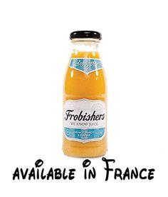 B0758NF9FW : Frobishers | Orange Banana Mango | 2 x 12 x 250ml. Orange Banana Mango. Vegan. Known Barcodes: 5016568563814 5016568563814