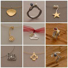 Χριστουγεννιάτικος Διαγωνισμός με δώρα τρία χειροποίητα κοσμήματα SilverJewelleryPlus από ασήμι, που θα έχουν διαλέξει οι ίδιες οι τυχερές   ΜΙΚΡΟΙ - ΜΕΓΑΛΟΙ Christmas 2014, Personalized Items