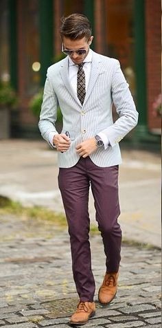 his style is Different but it works #MensWear #MensFashion #different