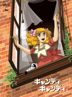Candy Candy , anime, nostalgia