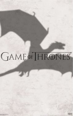 Game of Thrones season 3 poster.