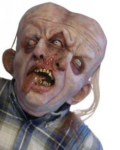 Gemini Latex Mask     August 2012 Semi-Annual Halloween Mask Sale