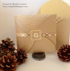 ~ Marilyn's Cricut Crafts ~: Wedding Ideas - Invitations