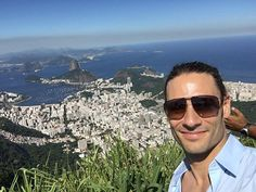 Good bye Rio de Janeiro. Sad to leave. Definitely a place where I could spend some time. I'm looking forward to being back one day! #ildivo #amorypasion #tour #riodejaneiro #brazil #love
