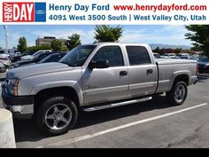 Used 2005 Chevrolet Silverado 2500HD  For Sale | West Valley City UT