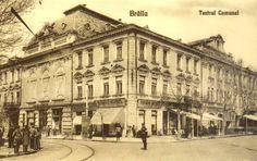 old photo Braila theatre Old Photos, Theatre, Places To Visit, Louvre, Urban, Culture, Landscape, Lifestyle, Unique