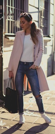 PINK AND CASUAL / Kenza
