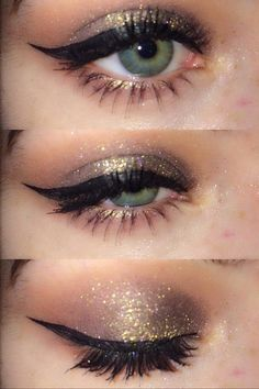 I love this look from @Sephora's #TheBeautyBoard http://gallery.sephora.com/photo/sparkley-eye-15807