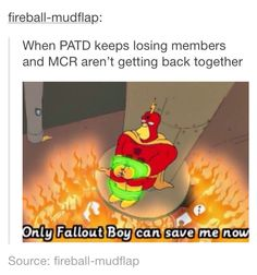 FOB to the rescue