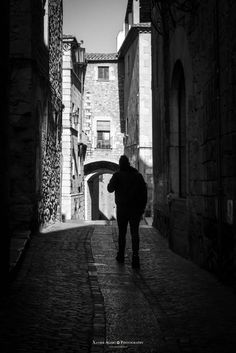 Carrer de la força - Girona, 27-01-2015