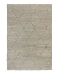 """Tufenkian for Barbara Barry """"Quilted"""" Rug"""