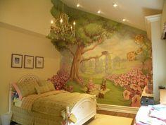 Ava Living | little girl's room by Robin Siegerman