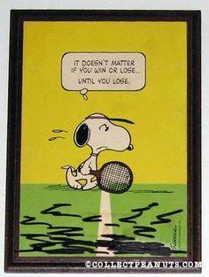 True story by my dear Snoopy