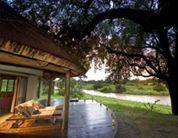 Stunning safari lodge in Kruger.