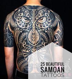 Cool Tattoos For Guys, Samoan Tattoo, Men