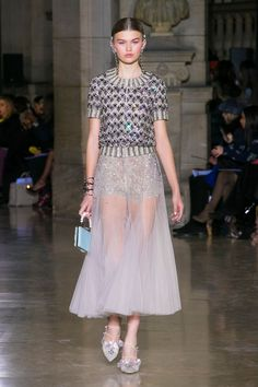 Georges Hobeika | Haute Couture Spring-Summer 2017 | Look 7