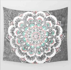 Indian Elephant Tapestry Decorative Mandala Tapestry