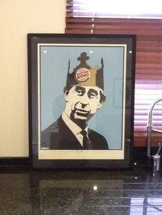 Dolk - Burger King Signed / Original owner / Low number | eBay