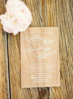Invitaciones y Papelería