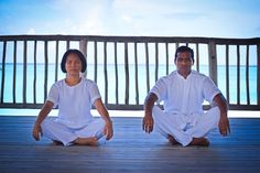 Six Senses Laamu Maldives Yogic Sleep Programme