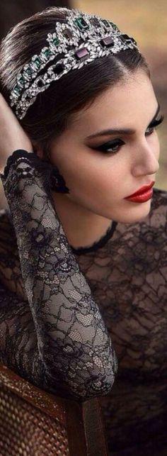 Shlomit Malka & Nibar Madar for GREY GARDENS — 2015. British-Vogue House. Dec 31, 2014♡