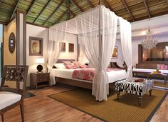 Arenal Nayara Springs Villa - from our Costa Rica luxury vacation packages