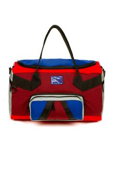 Peters Mountain Works   cb marvel shoulder bag