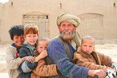 People of Herat, Afghanistan