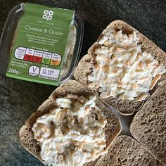 British food post for today - guys this stuff is awesome. Sharp cheddar cheese mayonnaise and onion. They have to put addictive chemicals in it so you crave it.