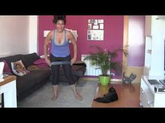 Rutina de 7min para gluteos y piernas mujeres en casa | Para Perder Barriga
