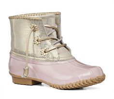 Chloe Boot | Womens Metallic Winter Boots | Jack Rogers