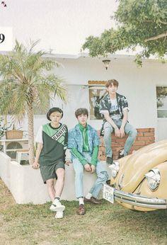 [SCAN] BTS 2018 SEASON GREETINGS