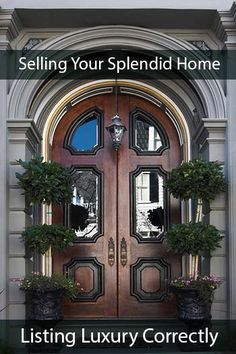 selling a home, selling a luxury home