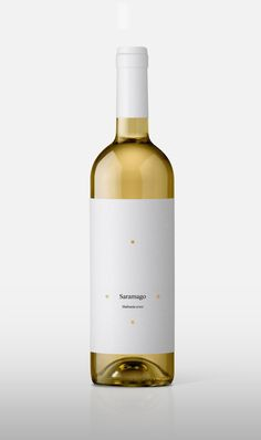 Saramago wine by Yodo , via Behance #taninotanino #vinosmaximum
